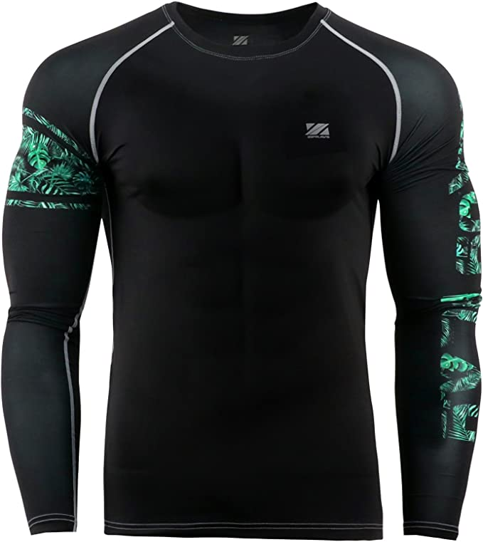 WOMEN/'S RASH GUARD COMPRESSION YOGA TOP /& TIGHT FITNESS GYM RUNNING BASE LAYER
