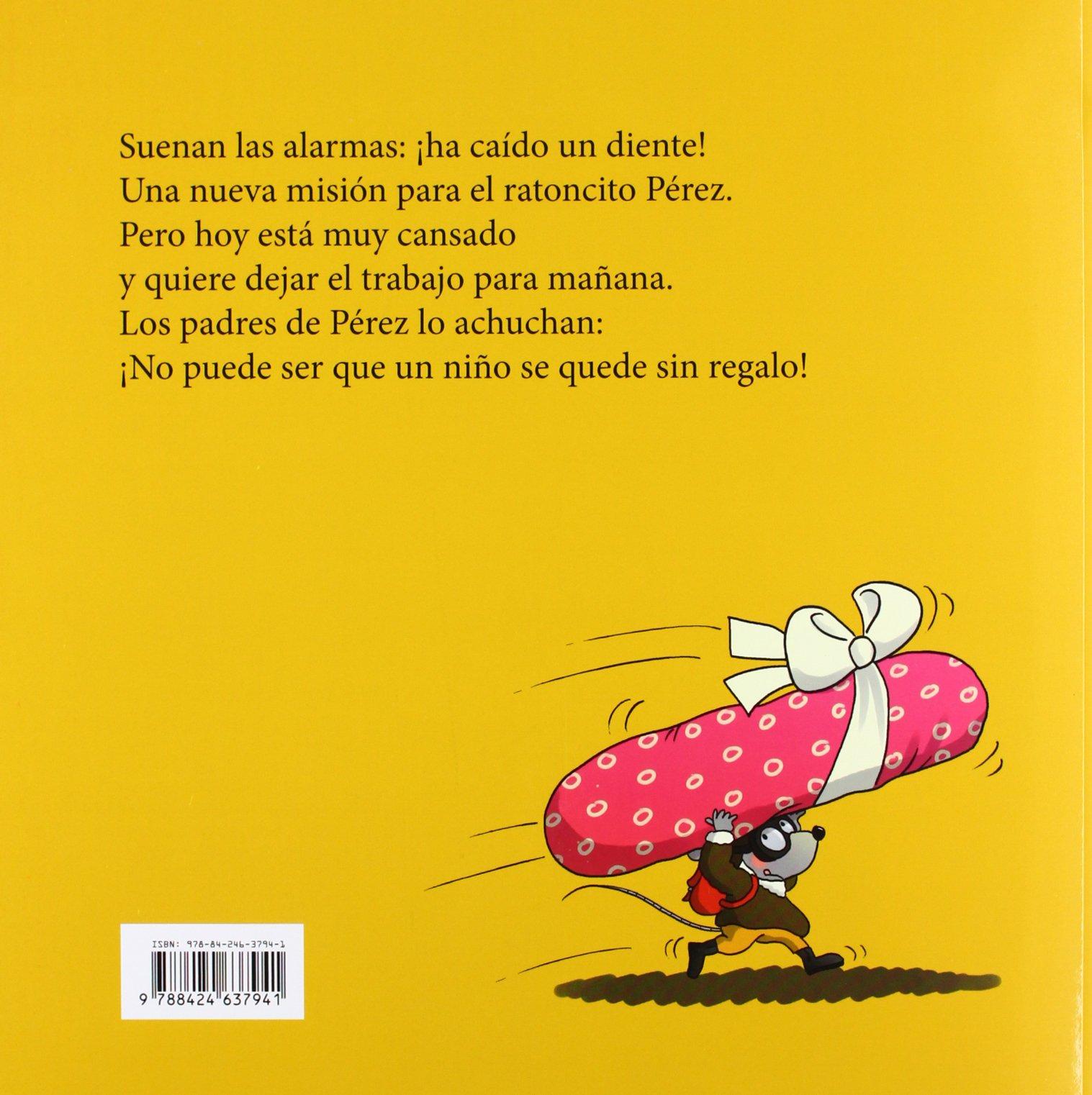 El ratoncito Pérez (Tradiciones): Amazon.es: Anna Canyelles, Roser  Calafell: Libros