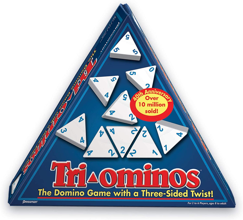 John Adams Triominos Excel jeu 20 extra pieces