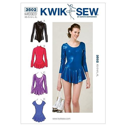 Simplicity Ladies & Girls Sewing Pattern 1077 Dance Costumes: Amazon ...