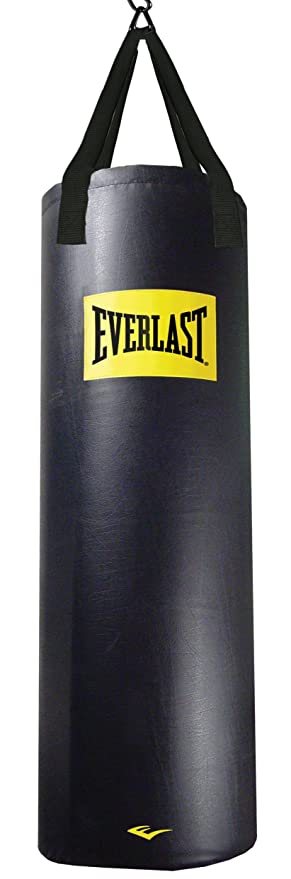 9a2d2ffff7 Amazon.com   Everlast 100-Pound Nevatear Heavy Bag (Traditional Logo ...
