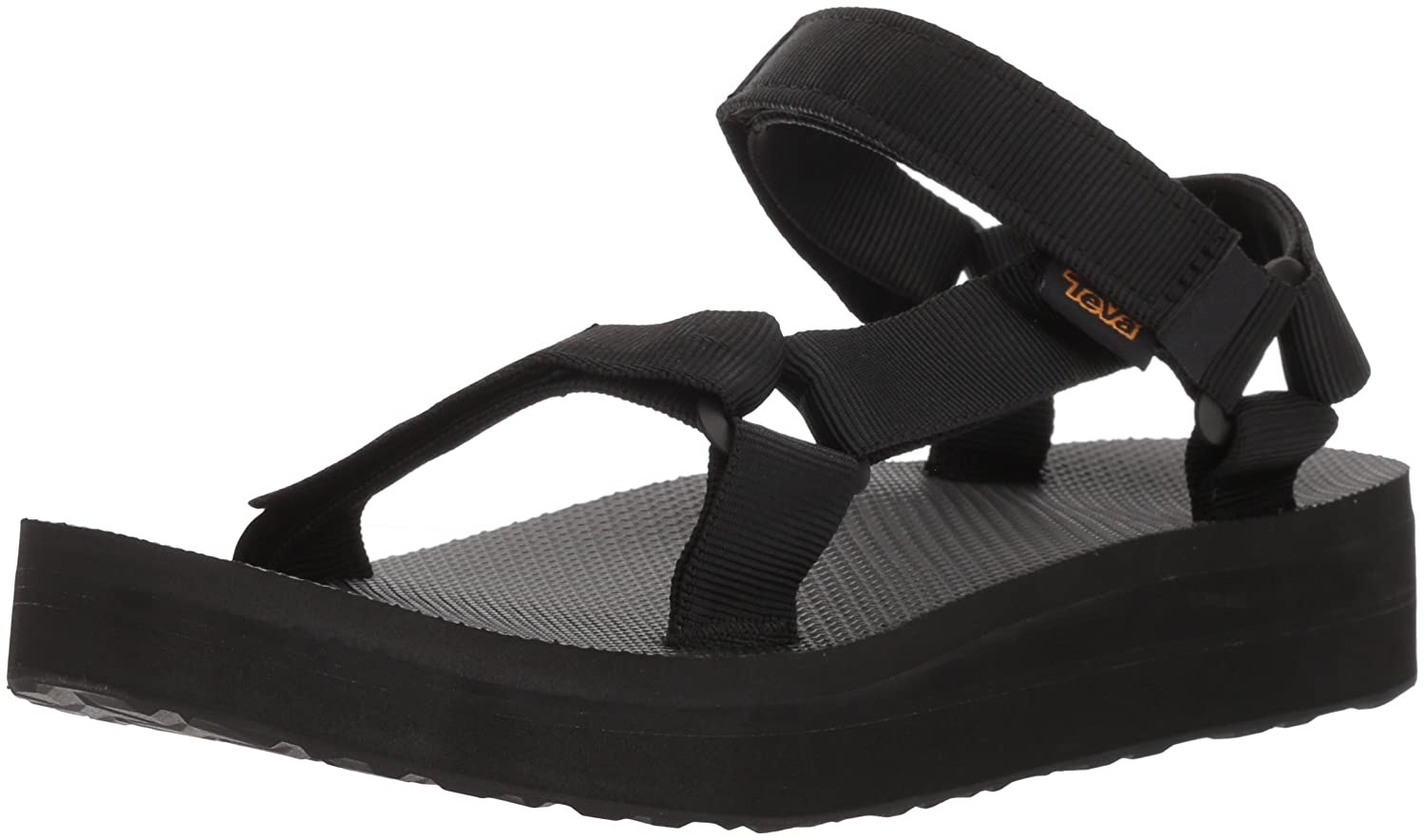 3820aaddc696 Amazon.com  Teva Women s W Midform Universal Wedge Sandal  Shoes
