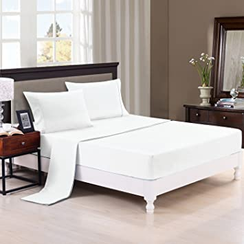 Ordinaire The Great American Store   Twin Sleeper Sofa Bed Sheet Set 100% Brushed  Microfiber 1800