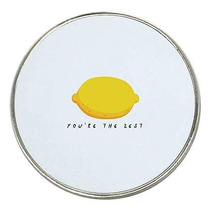 You're The Best Zest Lemon Funny Fruit And Vegetable Puns