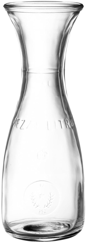 Bormioli Rocco Misura wine carafe, with filling mark at 1l, press ring, 1pcs 184179MU3321990
