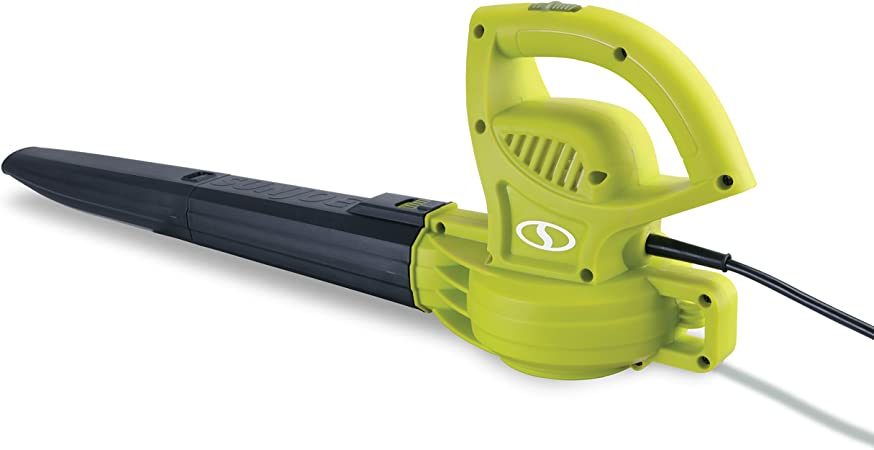 Electric Leaf Blower 6 Amp 155 Max Mph Handheld Garden Patio Porch Cleaner New