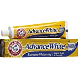 Arm & Hammer Arm & Hammer Advance White Fluoride Toothpaste Baking Soda And Peroxide, Baking Soda And Peroxide 6 oz