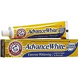 Arm - Blanc Avance Extrême Blanchissant Bicarbonate De Soude Et Le Peroxyde Dentifrice