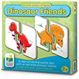 The Learning Journey My First Match It - Dinosaurs - 15 Self-Correcting Matching Puzzles