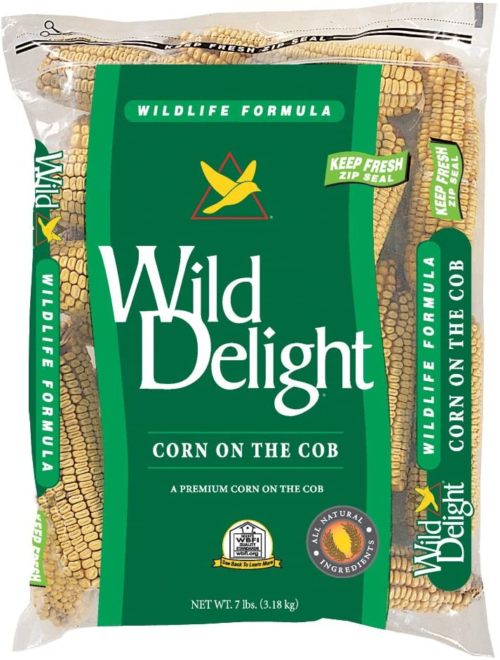 Wild Delight Corn on The Cob, 7 lb