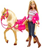Barbie Tawny Horse and Doll Set
