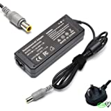 Skyvast 20V 4.5A 90W Ac Adapter Charger/Power Cord Supply for IBM Lenovo ThinkPad T400 T410 T500 X120e X200 X201 X220 X300 T60 Z61 X60 R60 Z60 Z60M Z60T 3000 C100 N100 V100