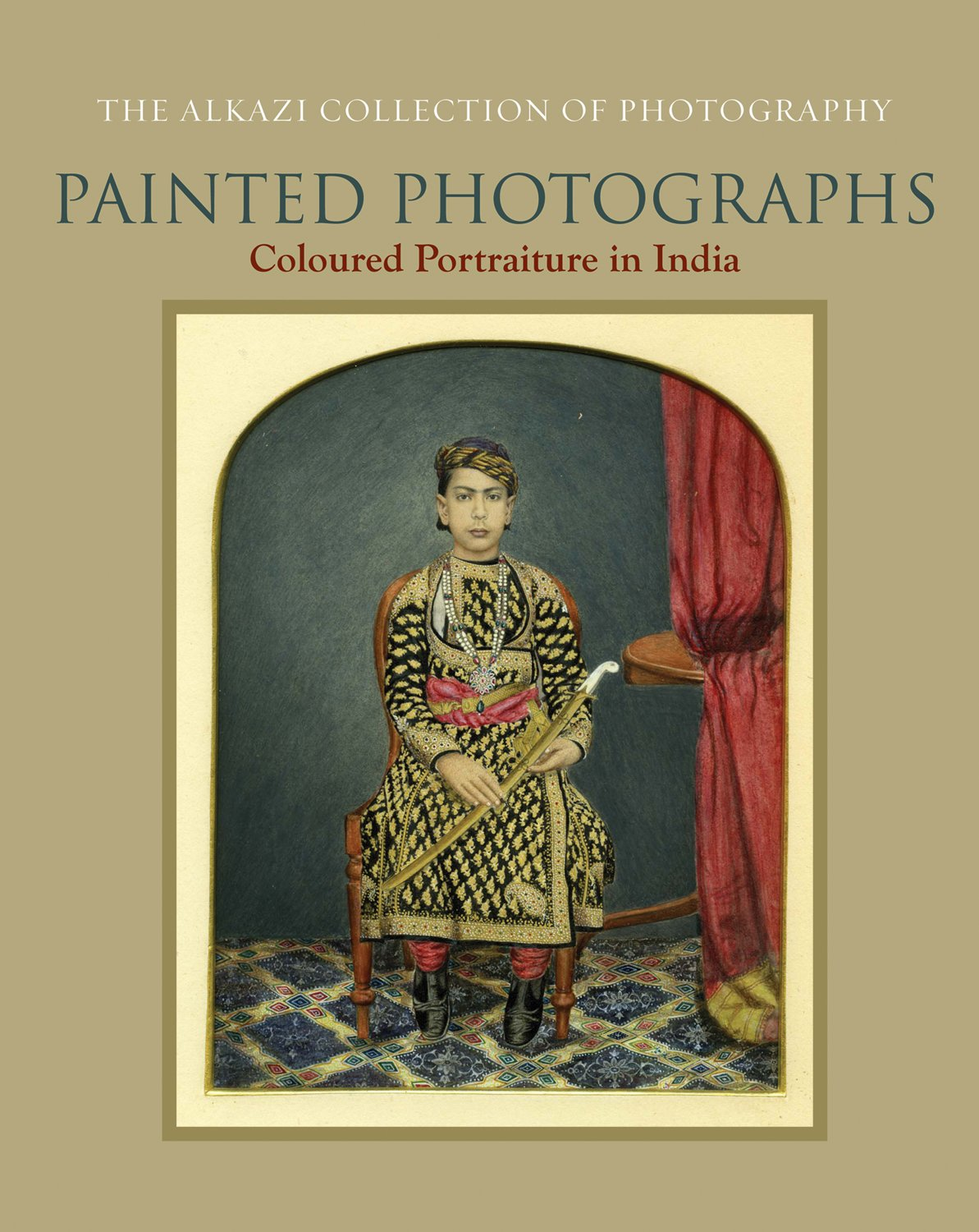Download Painted Photographs: Colored Portraiture In India PDF