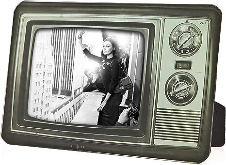 7X5 RETRO TV marco de fotos: Amazon.es: Hogar