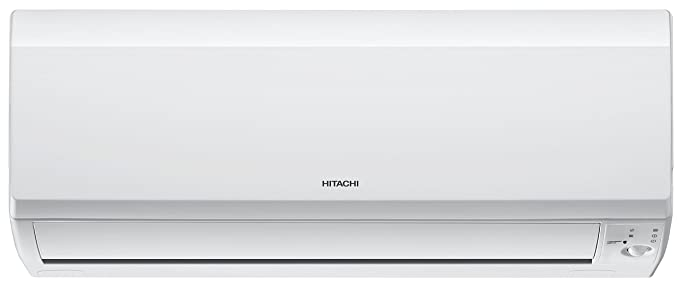 Hitachi 1.0 Ton 3 Star (2018) Split AC (Copper, RSZ312HBD, White)