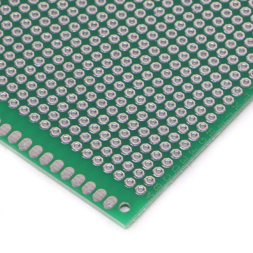 JimTw-UK Lot de 2 planches /à souder universelles en fibre de verre /étam/ée 9 x 15 cm