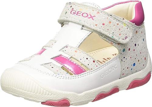 Geox B New Balu A, Baby Girl's Low Top