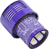 TOOGOO Washable Filter Unit for Dyson V10 SV12 Cyclone Animal Absolute Total Clean Vacuum Cleaner