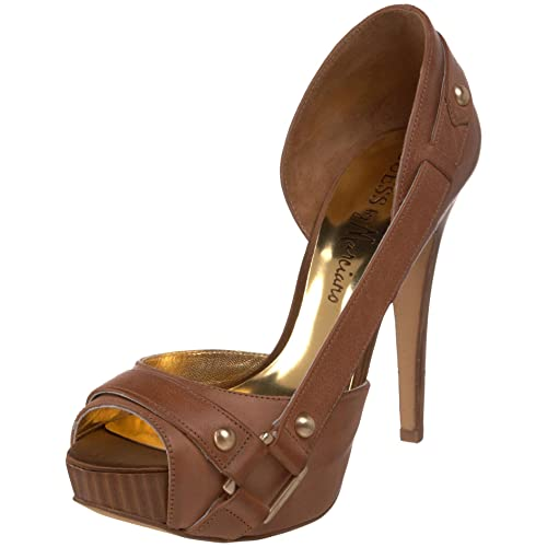 7cd92c78bcd GUESS by Marciano Women s Kira Platform Sandal