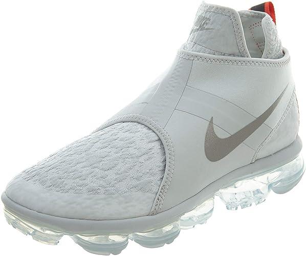 Nike Chukka Air Vapormax da Uomo, Bianco (Pure Platinum