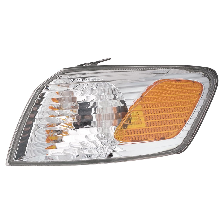 Side Marker Light Corner Turn Signal Parking Lamp Left for 00-01 Toyota Camry