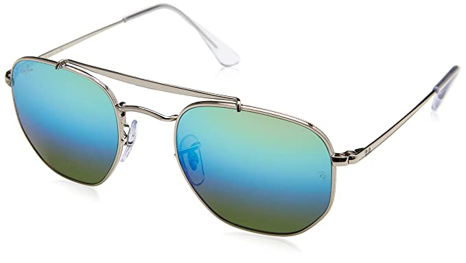 03e8854279 RAYBAN Unisex s 0RB3648 003 I2 51 Sunglasses
