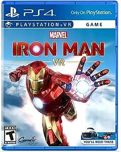 Marvel's Iron Man VR - PlayStation 4