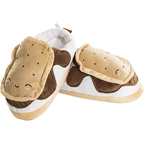 c62874f3d836 Smoko Heated Smores Slippers