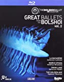Great Ballets From The Bolshoi Vol.2 [Blu-ray]
