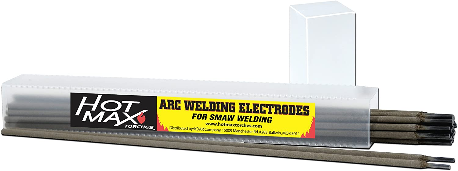 Hot Max 23309 3//32-Inch E7018 .5# ARC Welding Electrodes