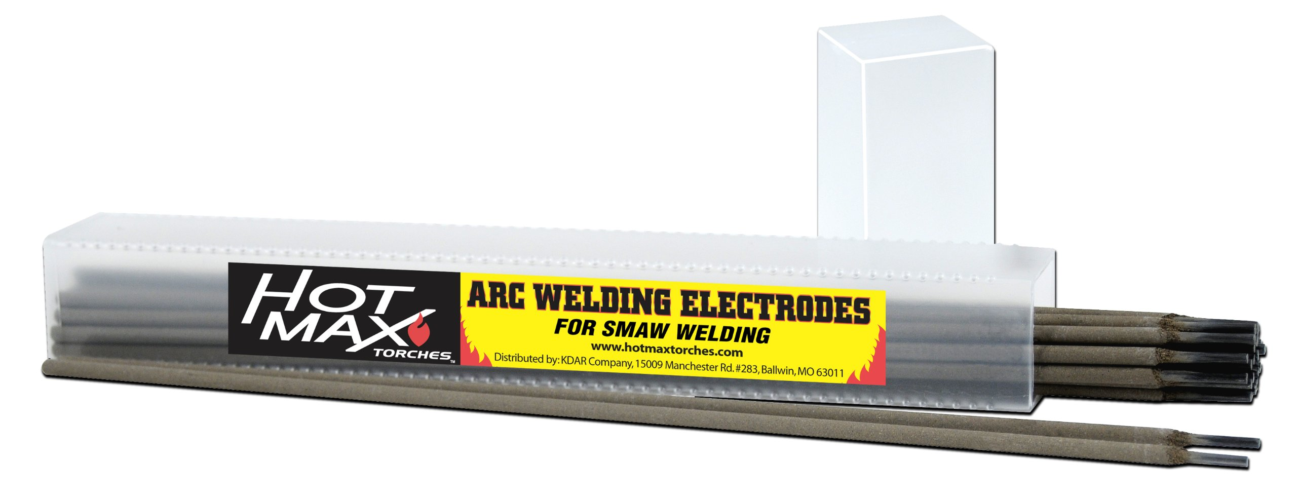 Hot Max 23076 1/8-Inch E4043 Aluminum Arc Welding Electrodes, 1#