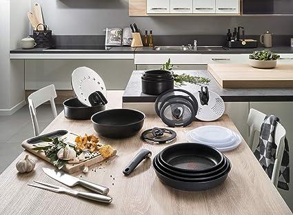 Amazon.com: Set of Pots and Casserole Pans, 11 Pieces 100Ã'Â ...