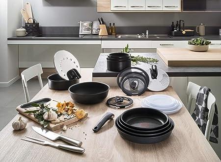 Amazon.com: Set of Pots and Casserole Pans, 11 Pieces 100Ã'Â Lot ...