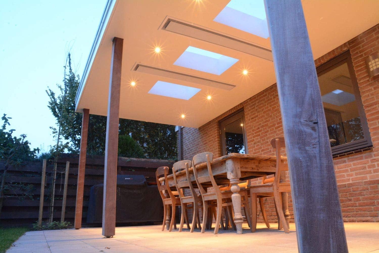 Heatstrip Elegance - Calefactor de pared (2400 W): Amazon.es: Jardín