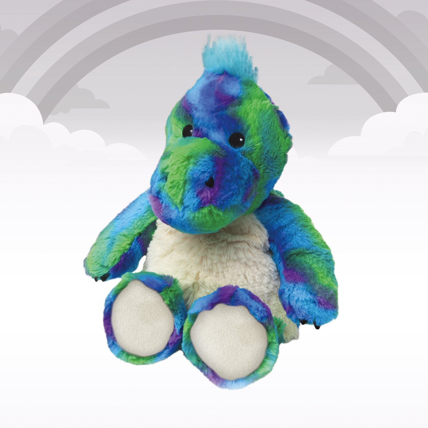 Warmies- Peluche Térmico (T-Tex 119)
