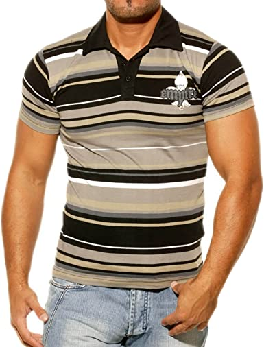 Rusty Neal Hombre Manga Corta strefen Dessin Polo – Camiseta ...