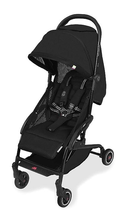 Maclaren atom style set Sistema de viaje Silla de paseo, ultra compacto, para recién nacidos hasta los 25kg, Asiento multiposición, suspensión en ...