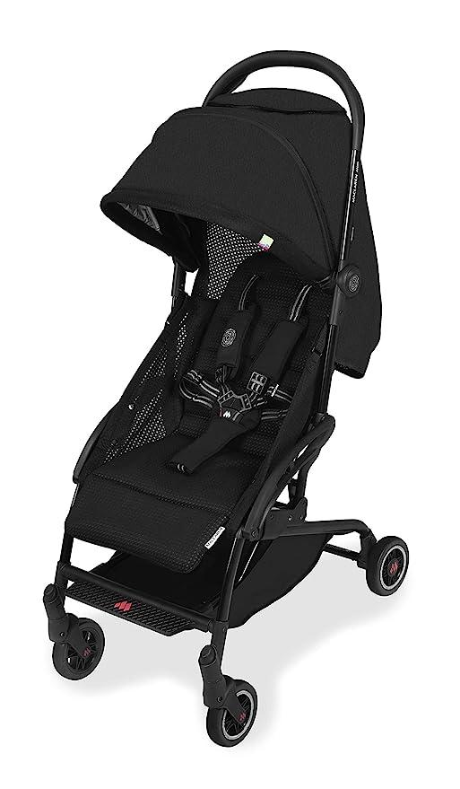 Maclaren atom style set Sistema de viaje Silla de paseo, ultra compacto, para recién nacidos hasta los 25kg, Asiento multiposición, suspensión en las ...