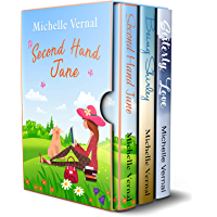 Michelle Vernal Box Set - Second Hand Jane, Being Shirley & Sisterly Love