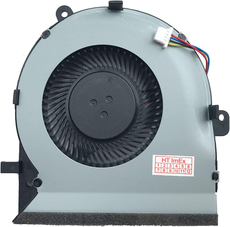 G502VY-FY101t G502VS-FY087t,GL502VS-GZ223T Version CPU G502VY-FY065t GL502VS-FY042T G502VS-FY298t L/üfter K/ühler Fan Cooler kompatibel f/ür Asus ROG G502VS-FY032t G502VS-FY091t