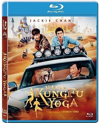 Kung Fu Yoga Blu-Ray [Blu-ray]: Amazon.es: Jackie Chan ...