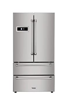 Thor Kitchen HRF3601F 36-Inch Counter Depth Refrigerator