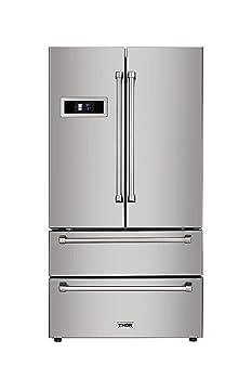 Thor Kitchen HRF3601F 36-Inch Counter Depth Refrigerator