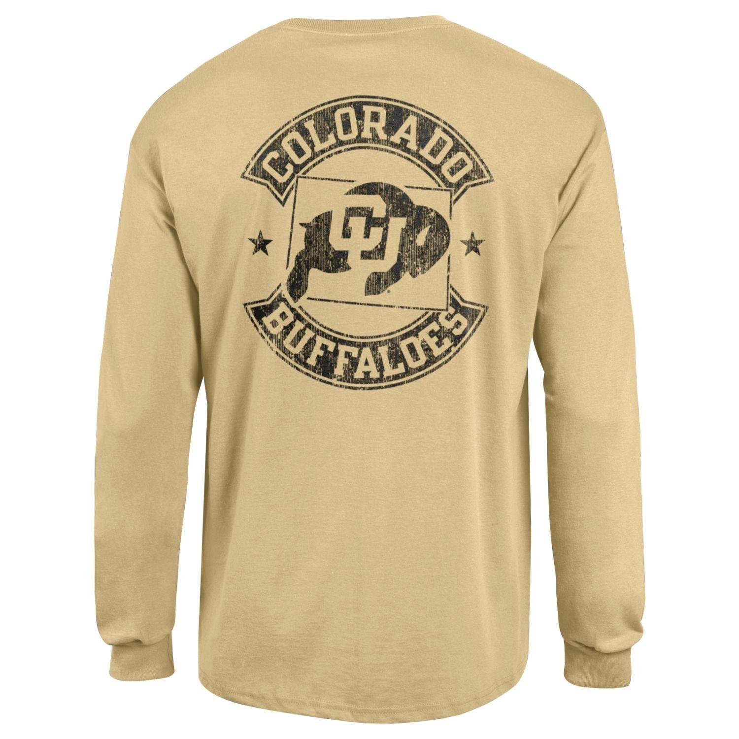 2bbbb03d9 ... Champion NCAA Mens Homecoming Long Sleeve T-Shirt Gear for Sports Inc.  CT1730- ...