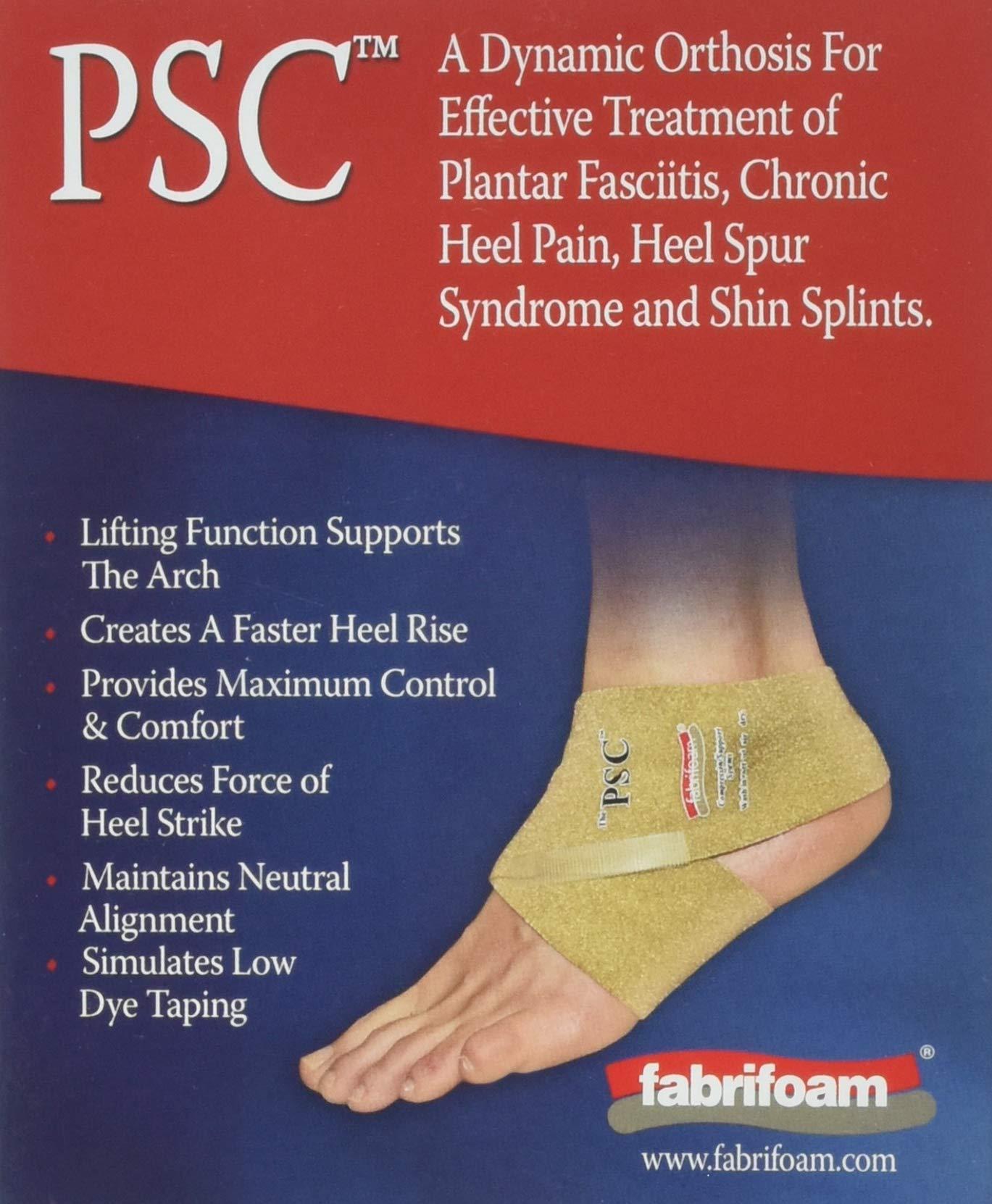 Fabrifoam Pronation Spring Control (PSC) Device, Left Small