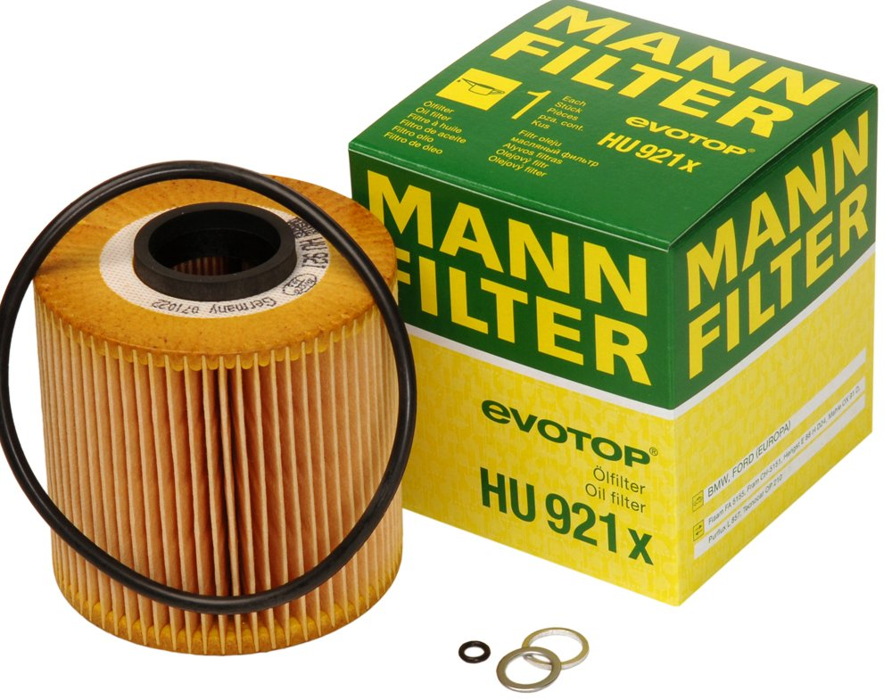 Mann-Filter HU 921 X Metal-Free Oil Filter
