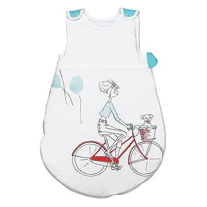 París en bicicleta PatiChou Sacos de dormir para bebés 0 - 6 meses (