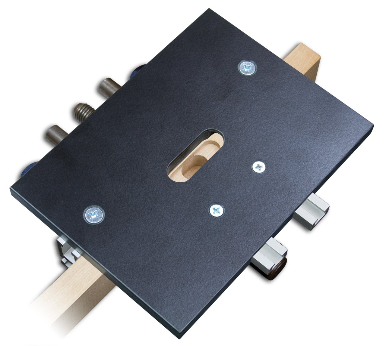Woodhaven 8663 For Soss 203 Hinge Router Templates Amazon
