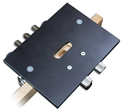 Woodhaven 8660 For Soss 100 Hinge Router Templates Amazon