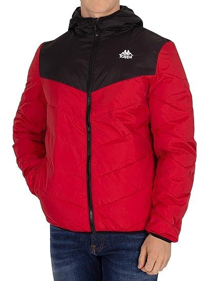 87dde1da23e Kappa Mens Authentic Amarit Padded Down Jacket: Amazon.co.uk: Clothing